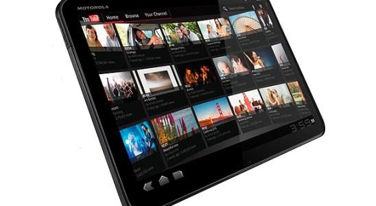 Tableta Xoom Motorola