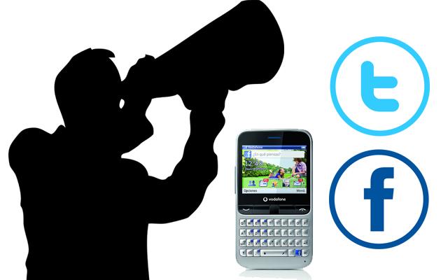 Voice2SOcial de Vodafone