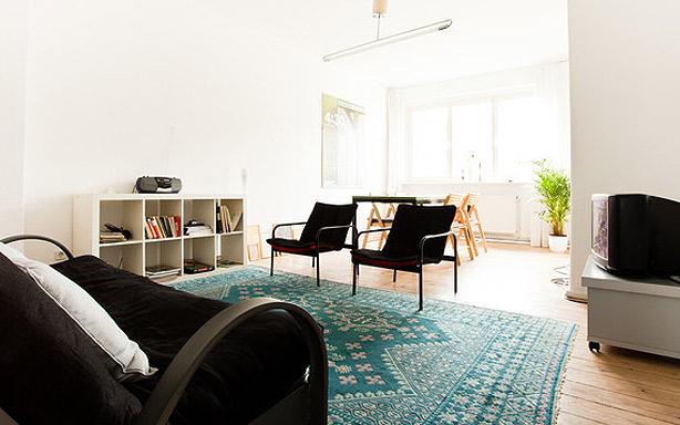 Apartamento en Berlín con Airbnb