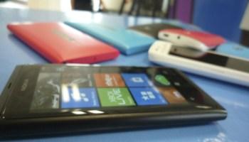 Nokia Lumia con Windows Phone