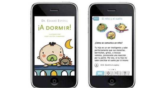 Aplicación ¡A dormir¡ basada en el método del Dr. Estivill