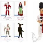 Más disfraces infantiles para Navidad