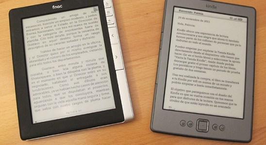 Fnac ereader Kindle castellano