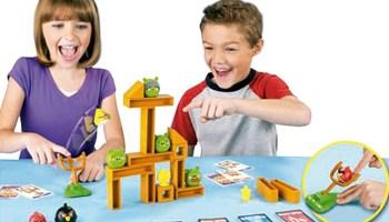 Juego de mesa Angry Birds