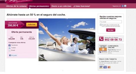 SegurBonus ofrece productos específicos de seguros para mujeres.
