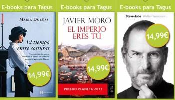 tarjeton regalo ibook
