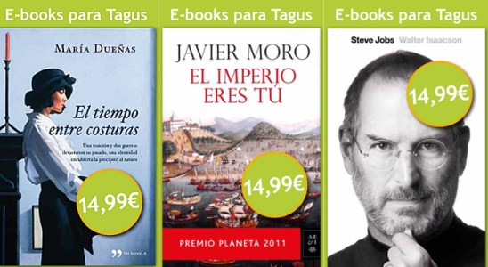 tarjeton regalo ibook
