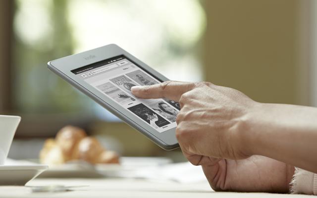 Kindle Touch y Kindle Tocuh 3G, ya disponibles en España