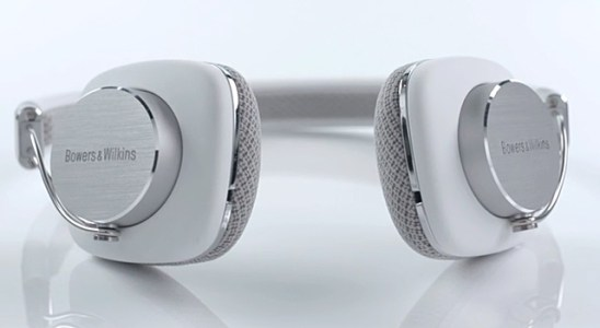 Bowers & Wilkins P3 auriculares