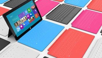 Surface Windows 8 Tableta