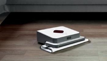 Robots que friegan el suelo e incluso lo barren