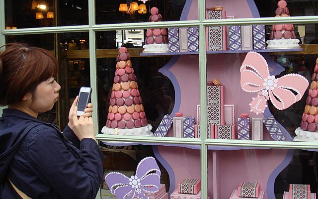 móvil extranjero París