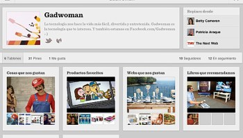 Pinterest Gadwoman