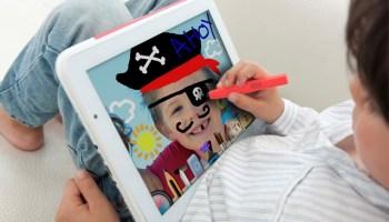 Imaginarium lanza SuperPaquito, un tablet para niños