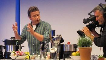 Jamie Oliver en IFA