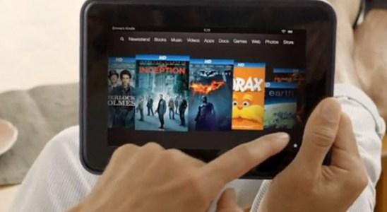 Kindle Fire HD uso
