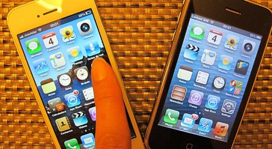 iphone 3 y 5