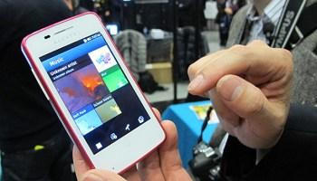 Alcatel One Touch Mozilla OS