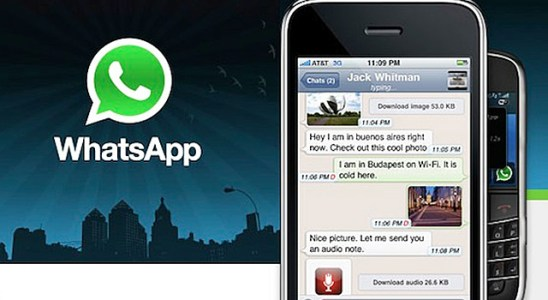 whatsapp iphone 3g