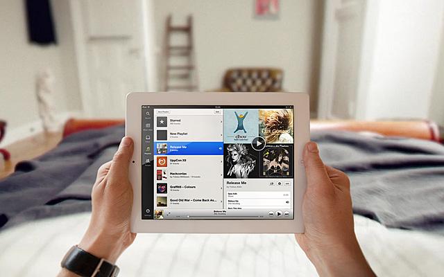 Spotify apps iPad