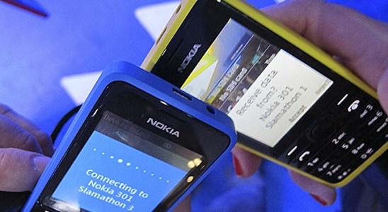 Nokia transferir contactos