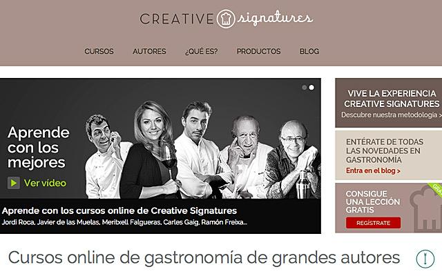 Creative Signatures