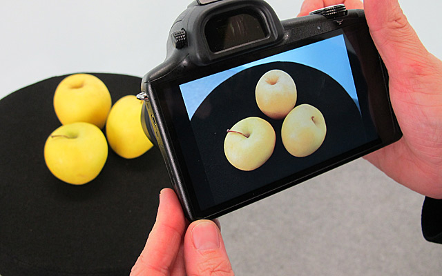 Samsung NX fotos