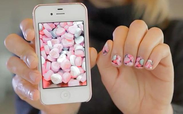 Nailsnap manicura Instagram