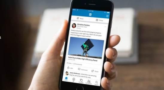 Buscar trabajo en LinkedIn