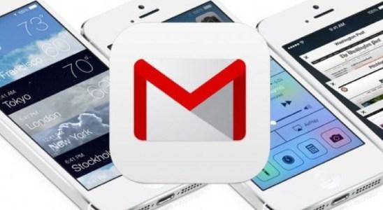 Gmail móvil app