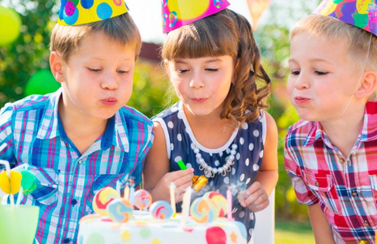 Organizar cumpleaños infantil