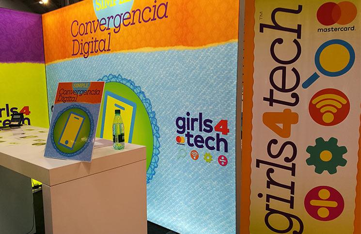 Girls4Tech de Mastercard