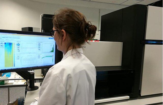 Análisis de genoma