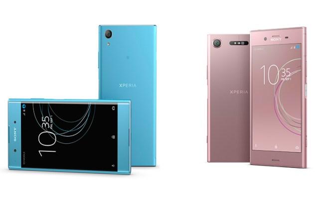 Sony Xperia. IFA 2017