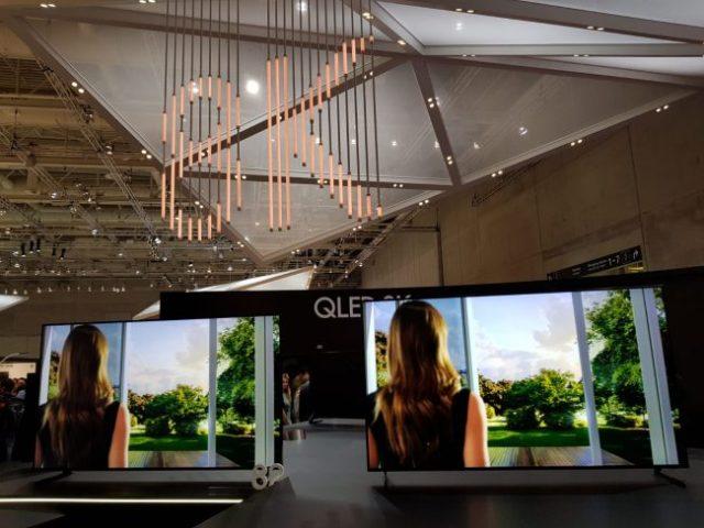 3f01f03f3532d El televisor Samsung QLED 8K contará con funciones específicas para 8K