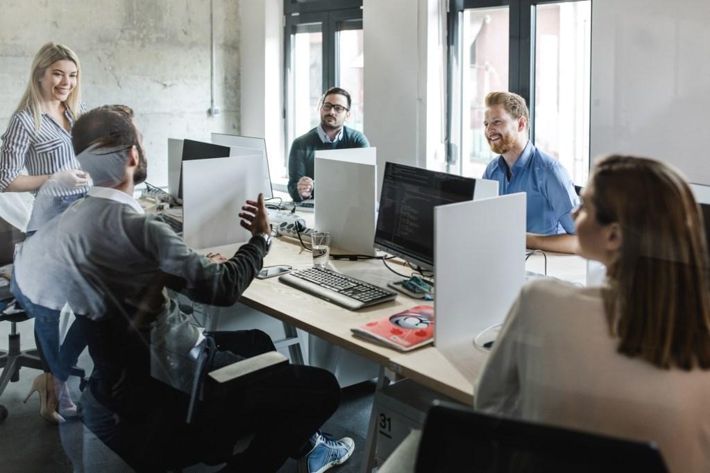 Como promover um treinamento de equipe de desenvolvimento de TI?