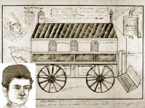 Boceto Carruaje: Fermina Orduna