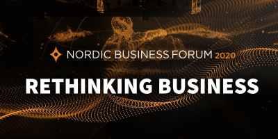 Nordic Business Forum. Helsinki
