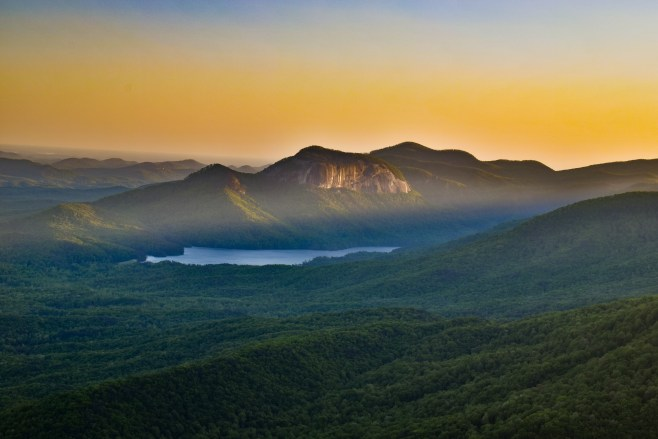 5 Sunset Destinations in the Upstate, South Carolina!