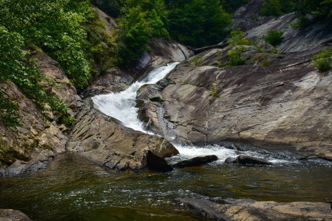 Toxaway River Shuttle – Gorges State Park, NC