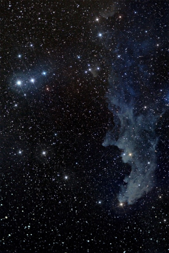 IC2118 Witch Head Nebula