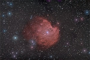 NGC2174 Monkey Head Nebula