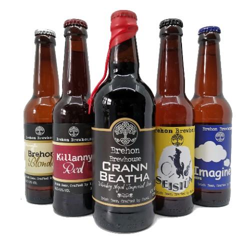 Brehon Brewhouse bier