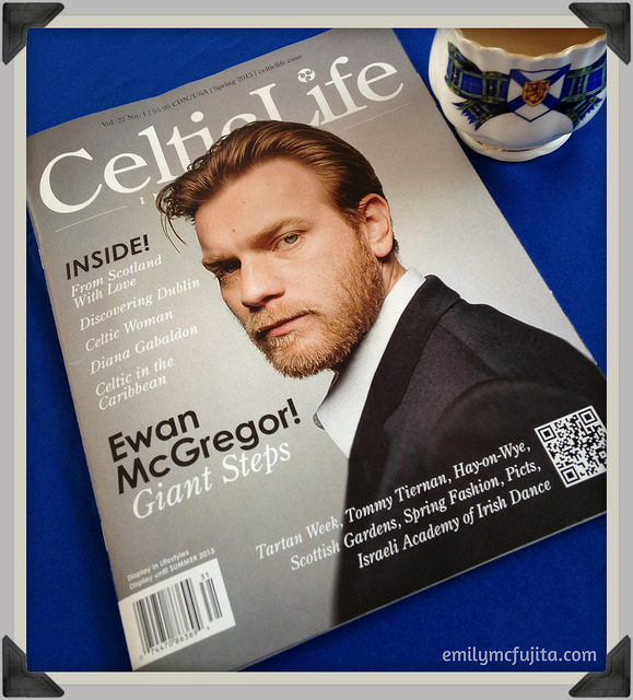 Celtic Life cover