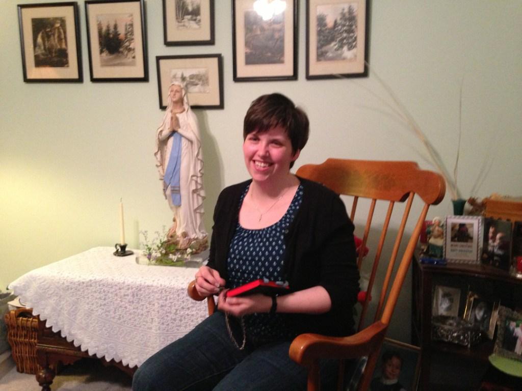 Halifax Gaelic teacher Kathleen Reddy