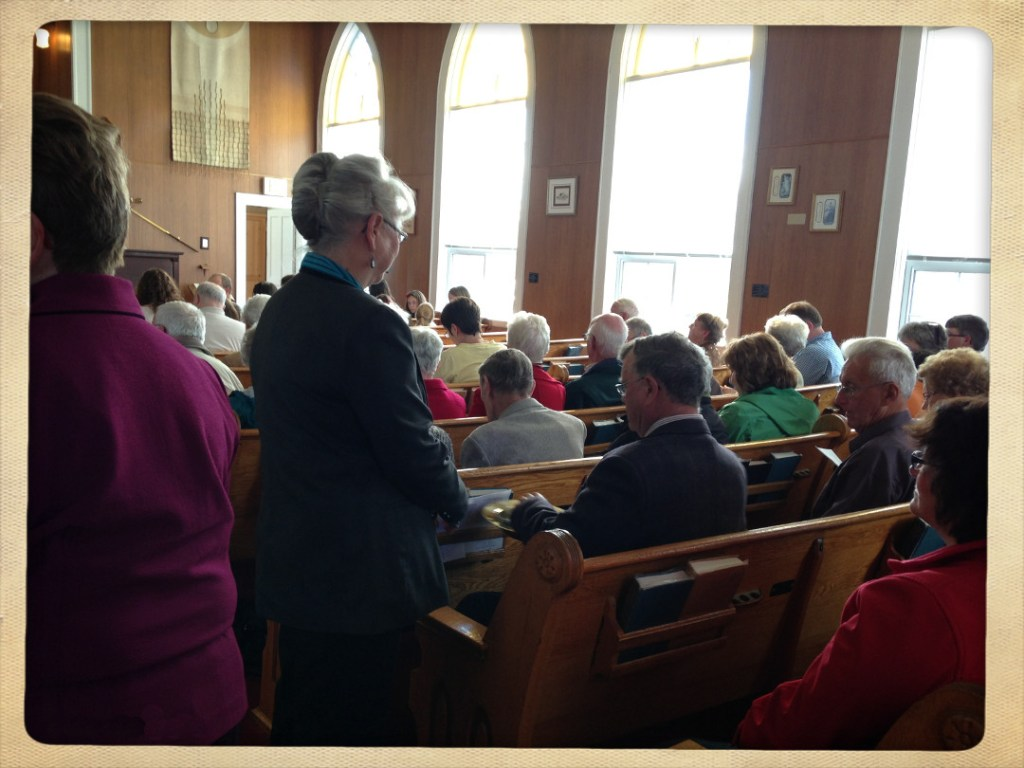 Little Narrows church Gaelic service offering