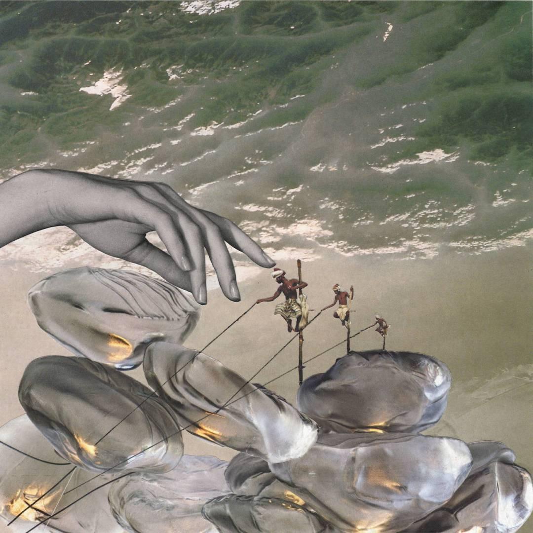 En haute mer, les allumeurs de réverbères