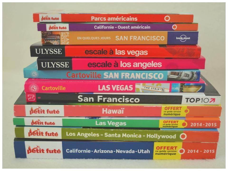 Vacances Ouest Américain