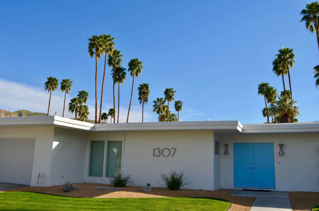 Door Palm Springs