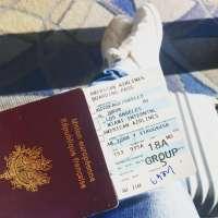 Le retour en France